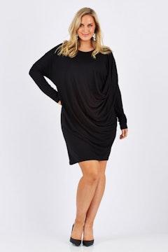 Belle Jersey Drapey Dress