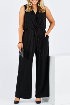 Belle bird Belle Sleeveless Jumpsuit