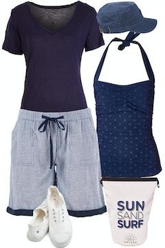 Sun Surf Sand