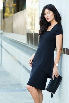 The Short Sleeve Rita Dress