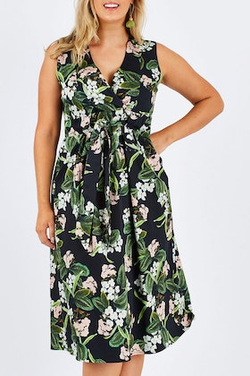 Belle bird Belle Gardenia Dress