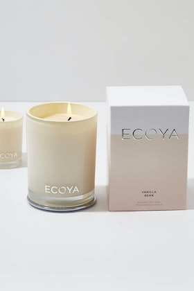 Ecoya Madison Jar Vanilla Bean Candle