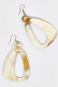 Phoebe Large Statement Earrings