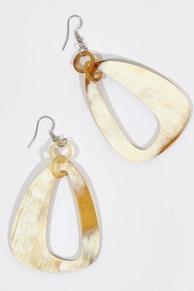 GxG Collective Phoebe Large Statement Earrings