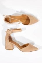 Mollini Raems Suede Leather Heel