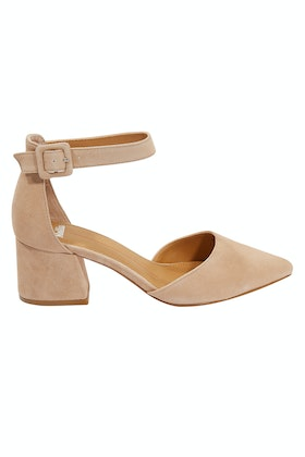 Mollini Raems Suede Leather Heel