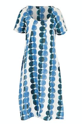 FOIL Only Natural Tuck Dress