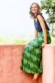 Rosie Maxi Skirt Flourish
