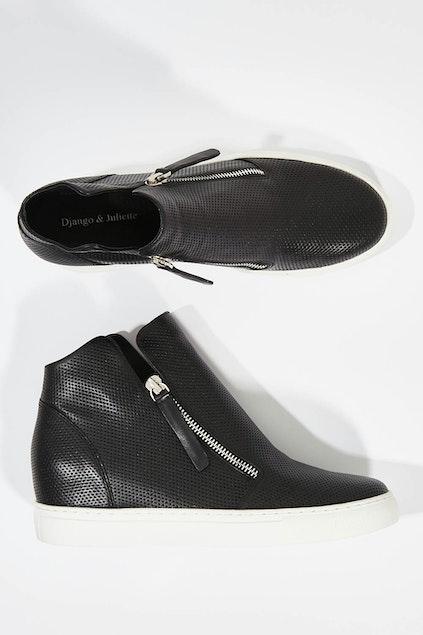 f37c62748fc6 Django   Juliette Gisele Leather Sneaker - Womens Flats - Birdsnest ...