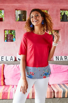 handpicked by birds Relaxed Top