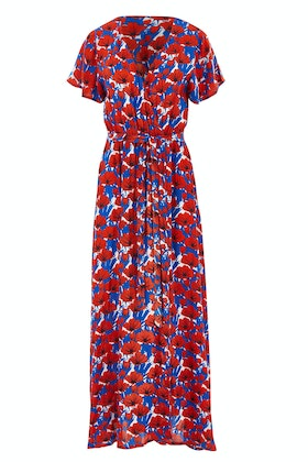 that bird label Bella Wrap Dress Mumbo