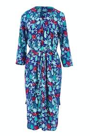 Edwina Midi Dress Jungle Fever