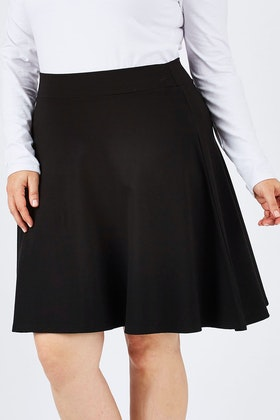 bird by design The Ponte Flip Skirt