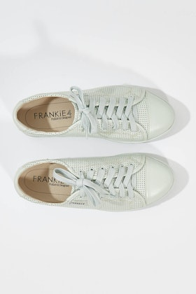 FRANKiE4 Nat Leather Sneaker