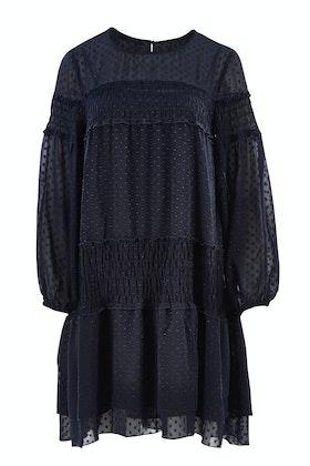 Fate + Becker Woodlands Ruched Dress