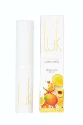 Luk Beautifood Mandarin Spice Lip Nourish