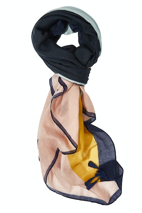 Greenwood Designs Four Colour Scarf