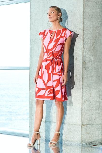 Sacha Drake Bandshell Dress - Womens Knee Length Dresses at ... fdd315772
