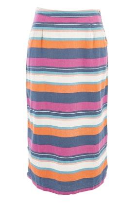 Lily & Me Beach Midi Skirt