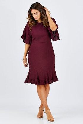 3rd Love Kate Frill Dress