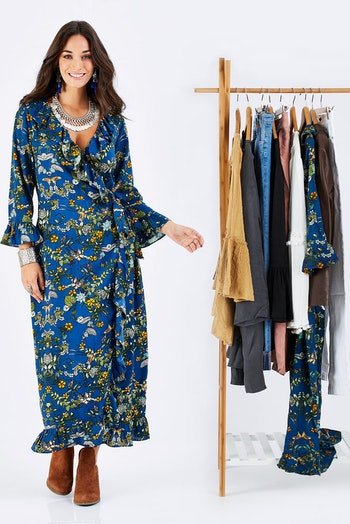 The Boho Chic Style Capsule