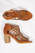 Django & Juliette Viable Leather Heel