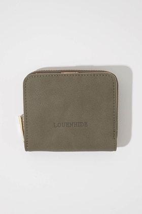 LOUENHIDE Bobbi Zip Wallet
