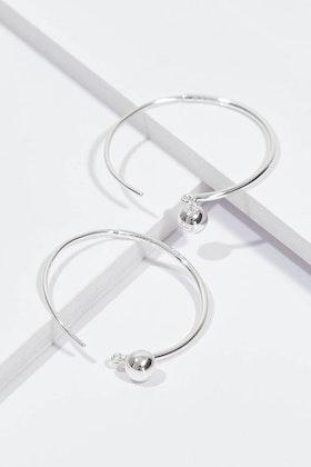 Najo Echo Sterling Silver Earrings