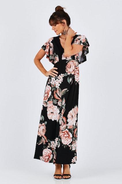 a36a96e352 Moonlight Bird Lucille Dress - Womens Maxi Dresses - Birdsnest ...