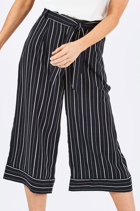 bird by design The Striped Culottes