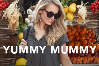 what is a yummy mummy