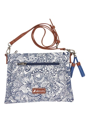 Sakroots Small Crossbody And Clutch Bag