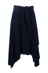 The Uneven Hem Skirt