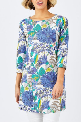 Lily & Me Everyday Linen Tunic