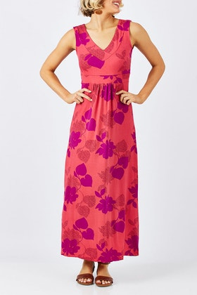 Lily & Me Chrissy Maxi Dress
