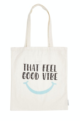 Annabel Trends Canvas Tote Bag