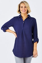 bird keepers The Bonded Cotton Shirt