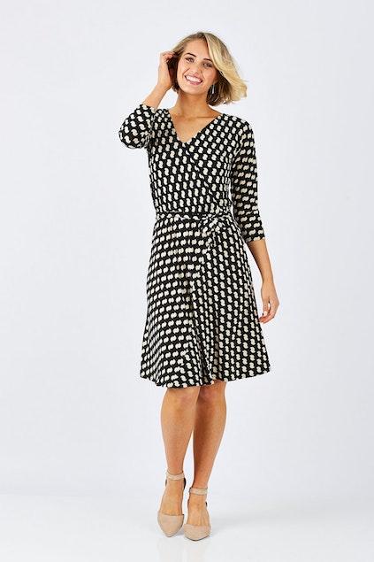 Sacha Drake Harlem Meer Dress - Womens Knee Length Dresses ... c0b0aa83a