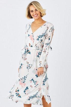 Fate + Becker Sugar Valley Maxi Dress