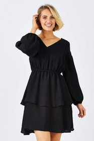 Willow Frill Dress