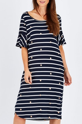 Threadz Stripe Dress