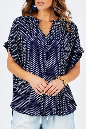 bird keepers The Spot Blouse
