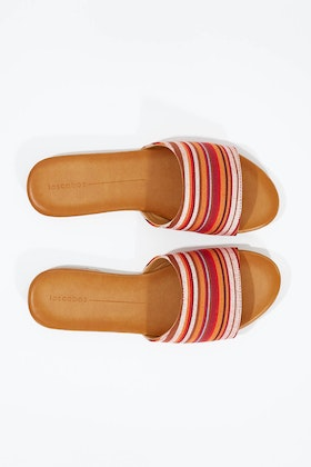 Los Cabos Mini Fabric Slide Flat