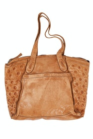 Eva Leather Shoulder Bag