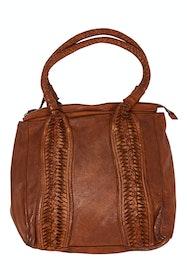 Birdie Leather Shoulder Bag