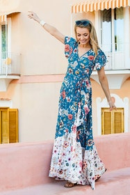 La Dolce Vita Maxi Dress
