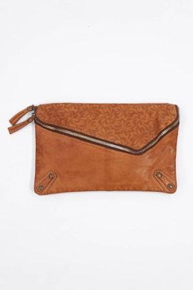Kompanero Ally Leather Crossbody Bag