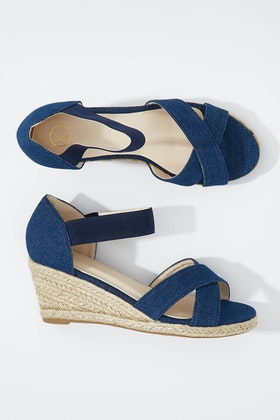 KO Fashion Agnus Wedge Heel