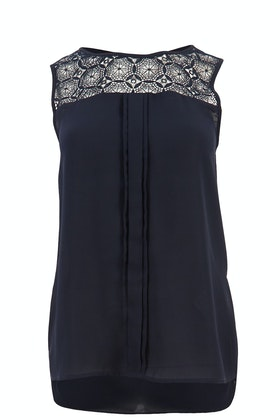 Only Venice Lace Top