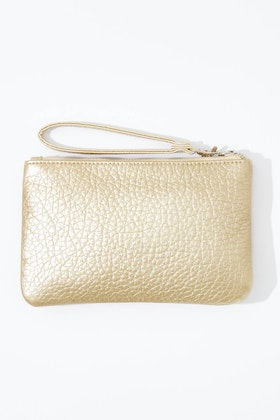 Eb & Ive Tepito Pouch Clutch Bag